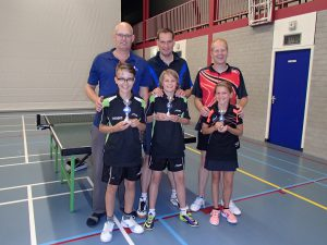 Ouder-kind toernooi 2017