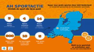 Albert Heijn Sportactie
