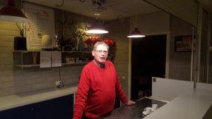 Henk van Reenen ,Vrijwilliger van het jaar 2017